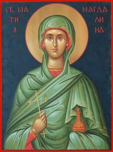 10660.m300 Всемирното Православие - Света Равноапостолна Мария Магдалина