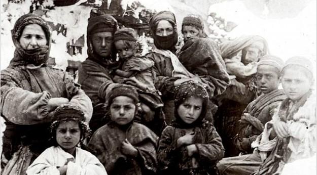 Резултат с изображение за погроми над арменците.