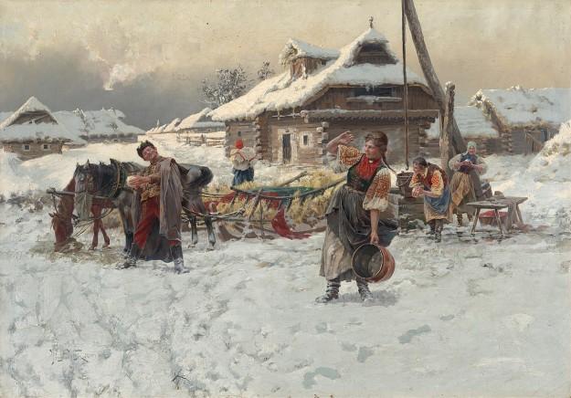 Hera.bg - Ярослав Вешин - чешкият художник, който обикна България